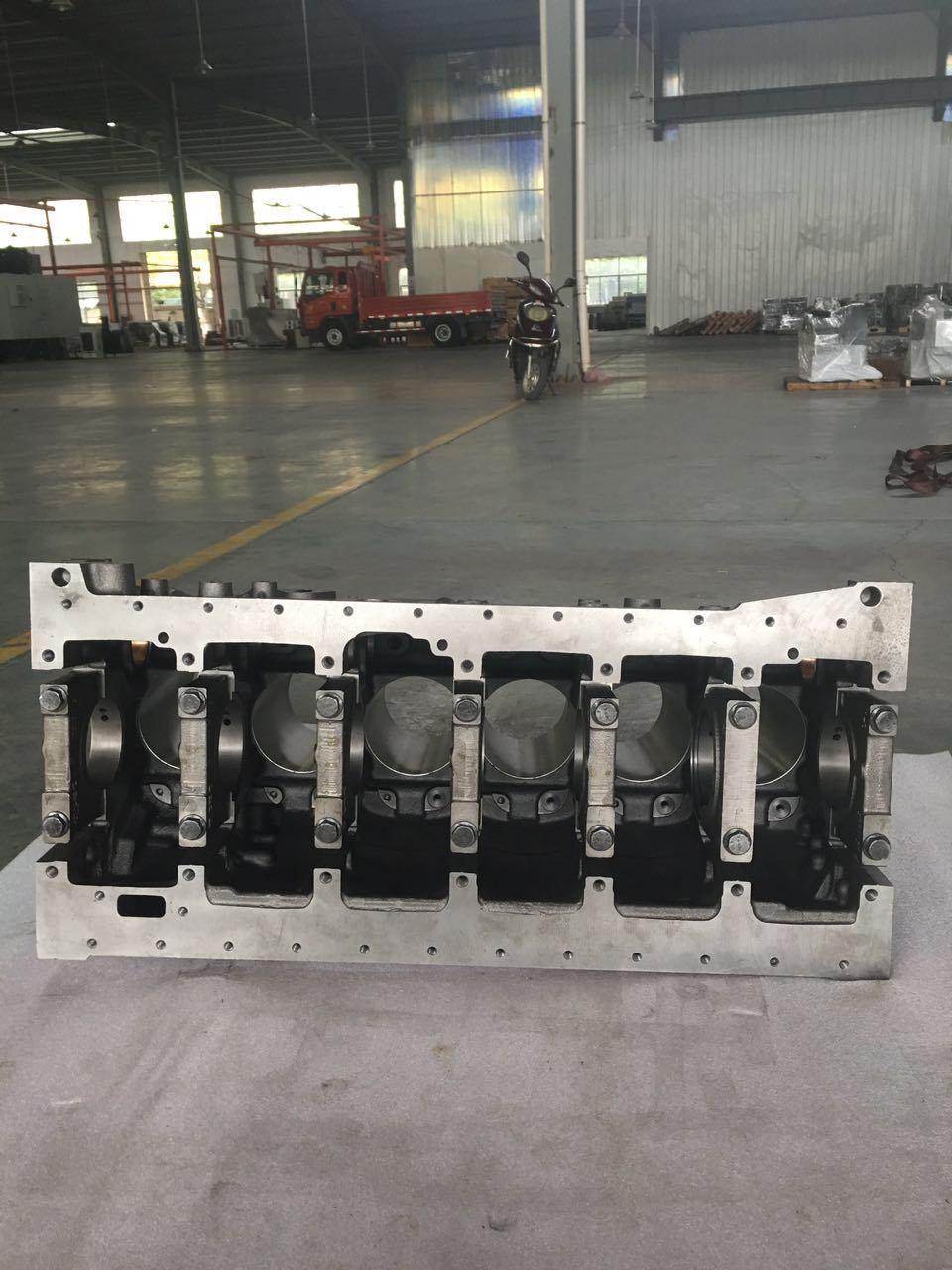 Cylinder Block Cummins Engine Part for 6isde