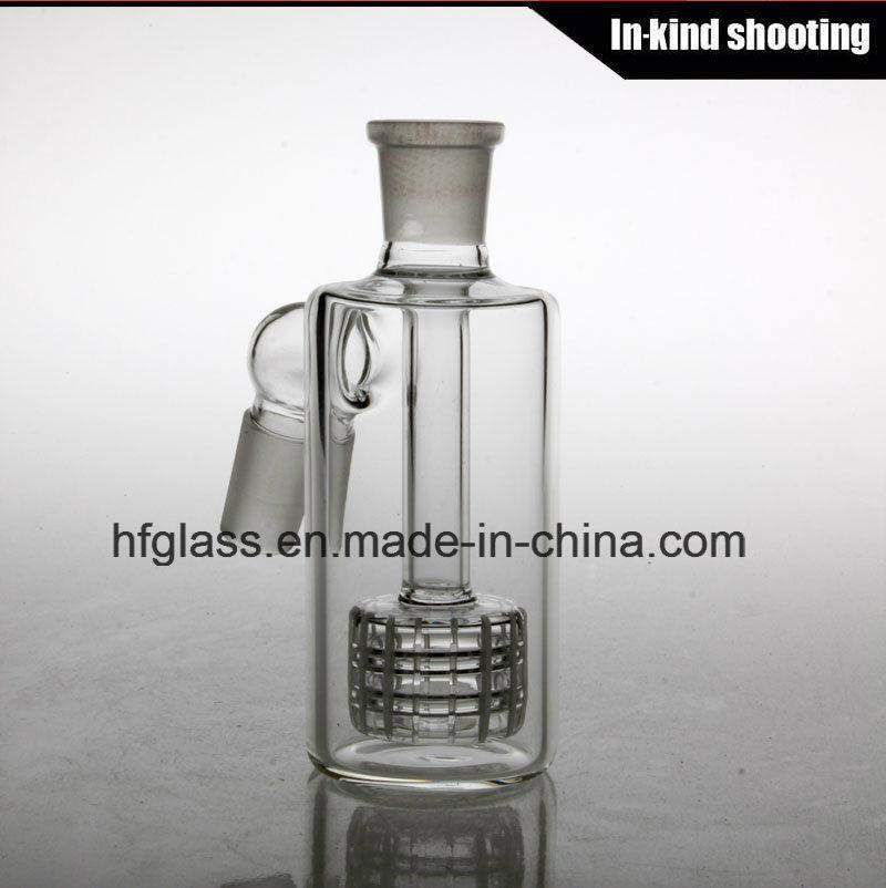 in Stock Wholesale Tobacco Ash Catcher Matrix Perc Glass Ashcatcher Hookah Somking Accessorries