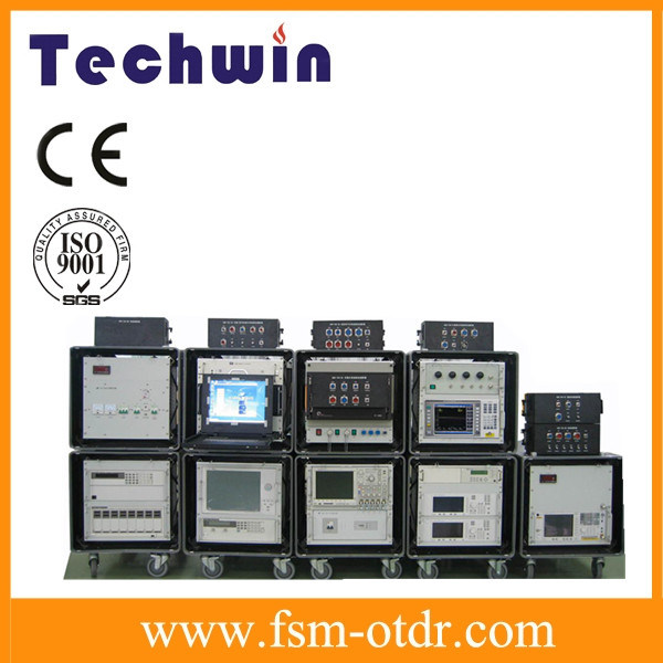 Testing Equipment for Techwin Modulation Domain Analyzer Machine