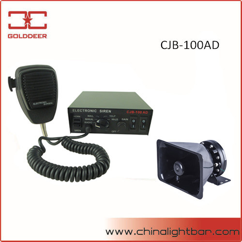 Vehicle Alarm Electronic Siren Series (CJB-100AD)