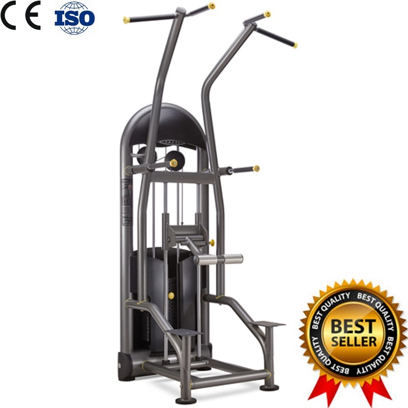 Body Building Equipment Assisted DIP /Chinning