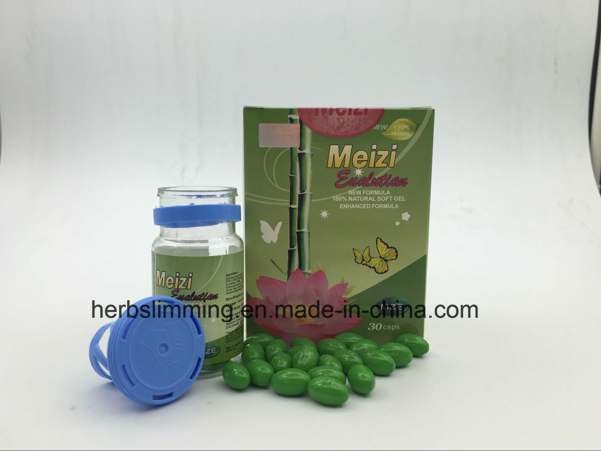 Herb Meizi Evolution Fastest Weight Loss Slimming Caps