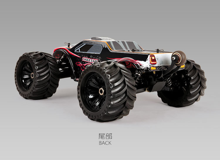 Jlb Racing 1: 10 Scale 4WD Brushless off-Road RC Model