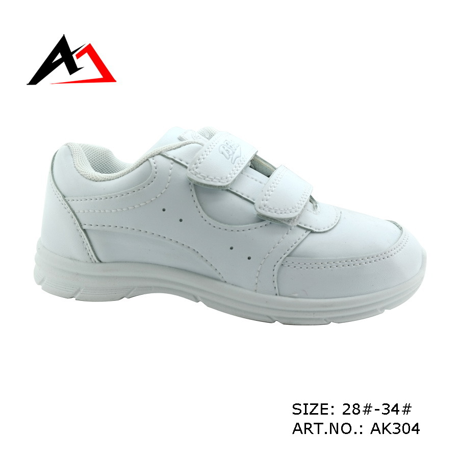 Injection Shoes Cheap Casual Footwearfor Children (AK304)