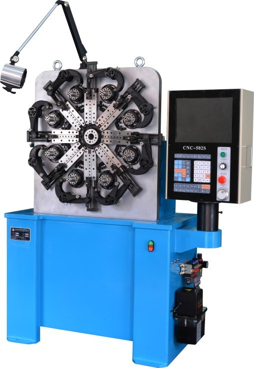 2016 CNC Spring Forming Machinery (GT-SF-20B)