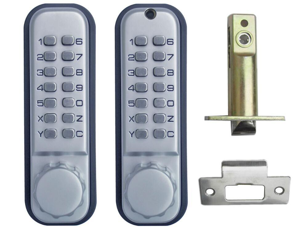 All-Weather Security Mechanical Digital Number Combination Keypad Code Keyless Door Lock