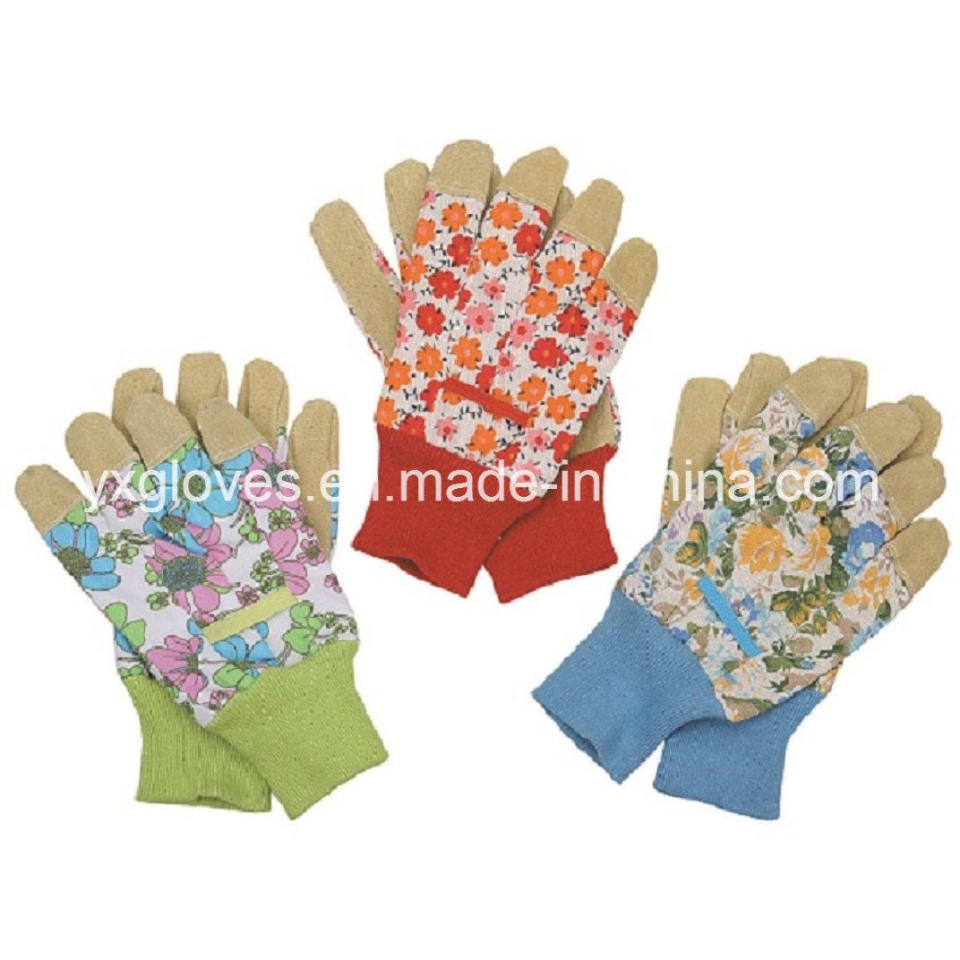 Work Glove-Garden Glove-Cheap Glove-Hand Glove-Safety Glove-Gloves-Leather Glove