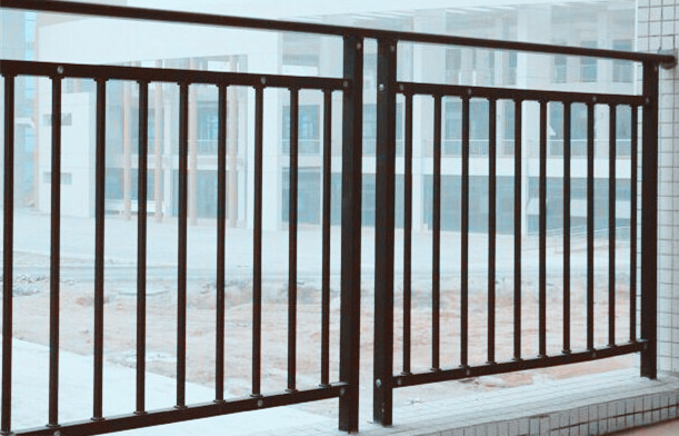 Home Balcony Fence Balcony Railings Metal Baluster Stainless Steel Guardrail