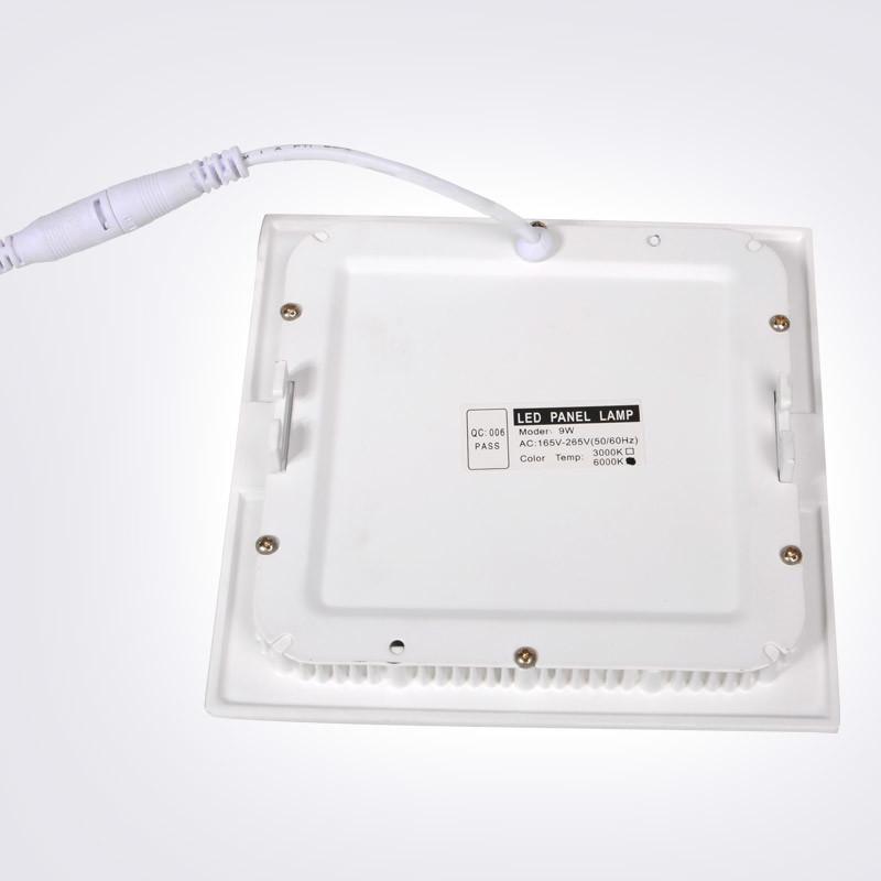 Square LED Lighting Ultra Thin LED Ceiling Light