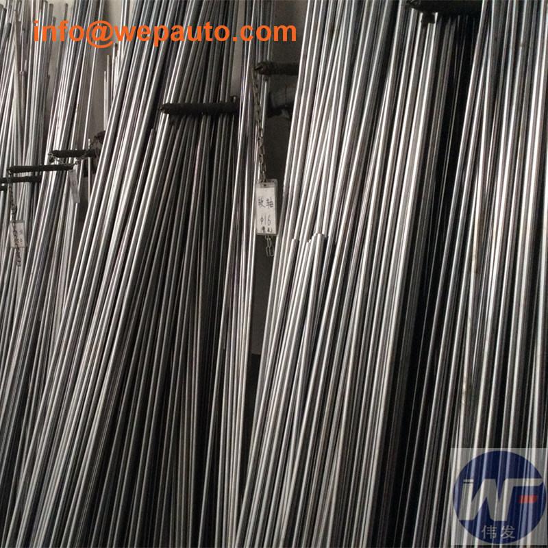 Hard Chrome Plated Steel Bar