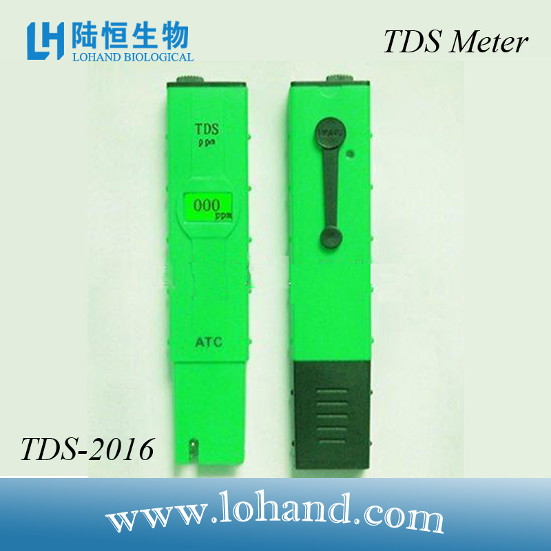 Lohand Supply Low Price TDS Meter (TDS-2016)