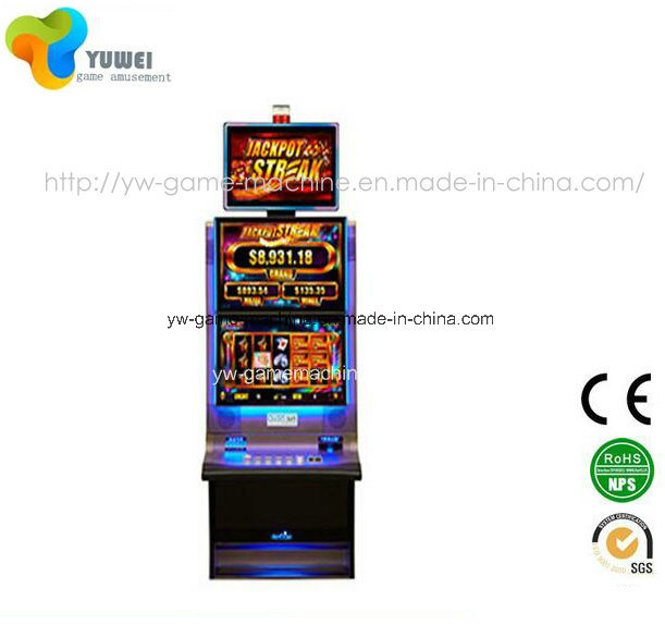 New Novomatic Aristocrat Slot Gaming Casino Game Machine Cabinet for Sale Yw