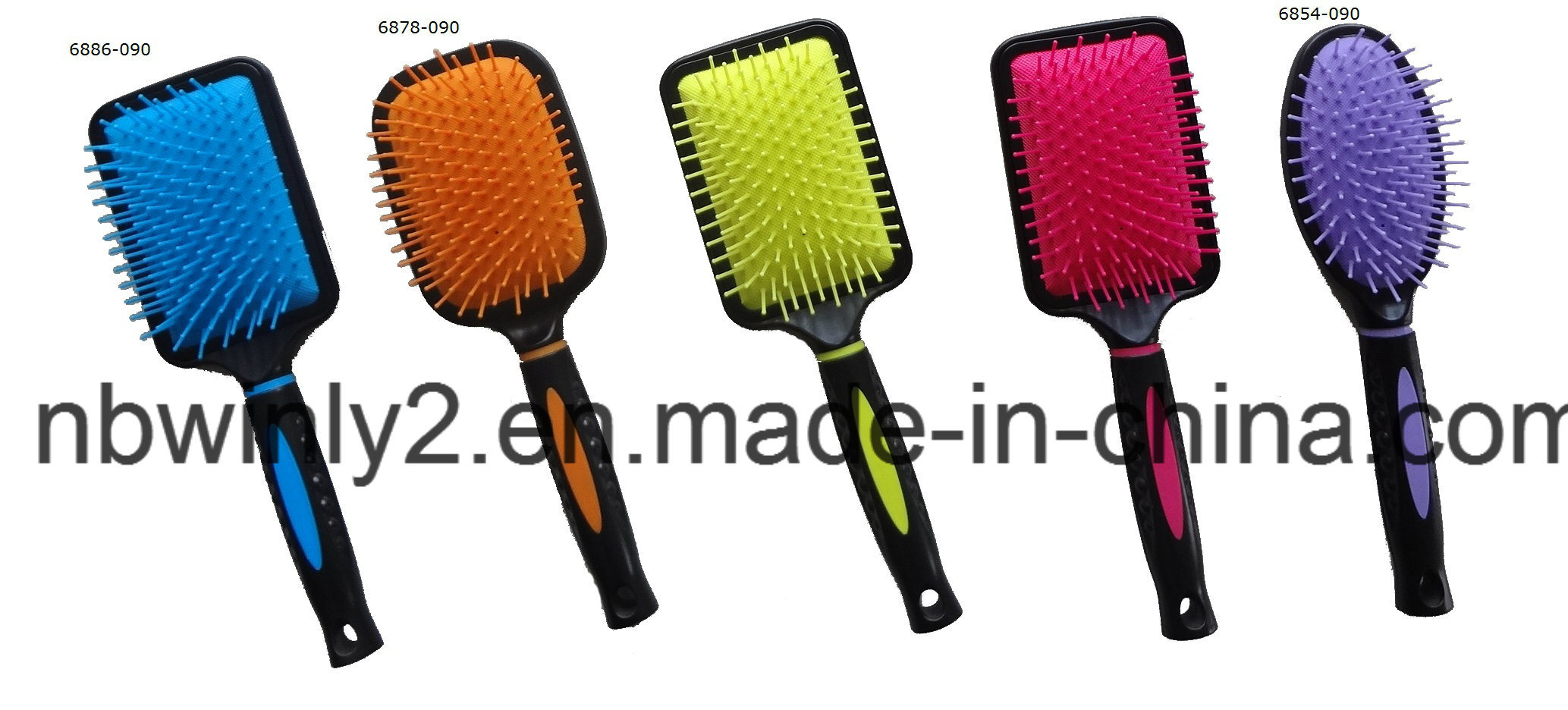 New Serious Hairbrush for Salon