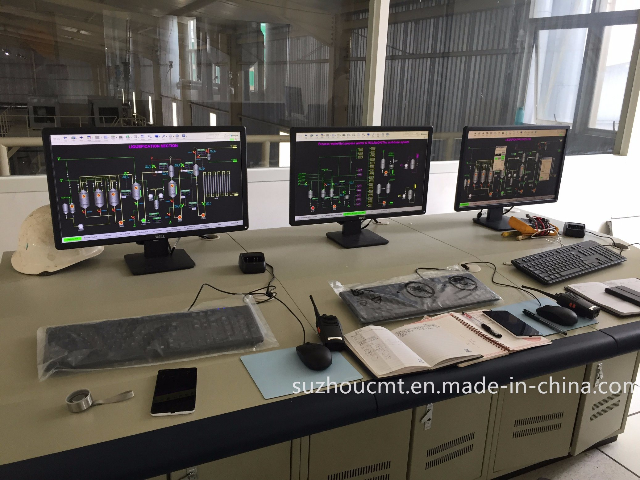 Corn Starch Production Line/ Corn Wet Milling Processing Line