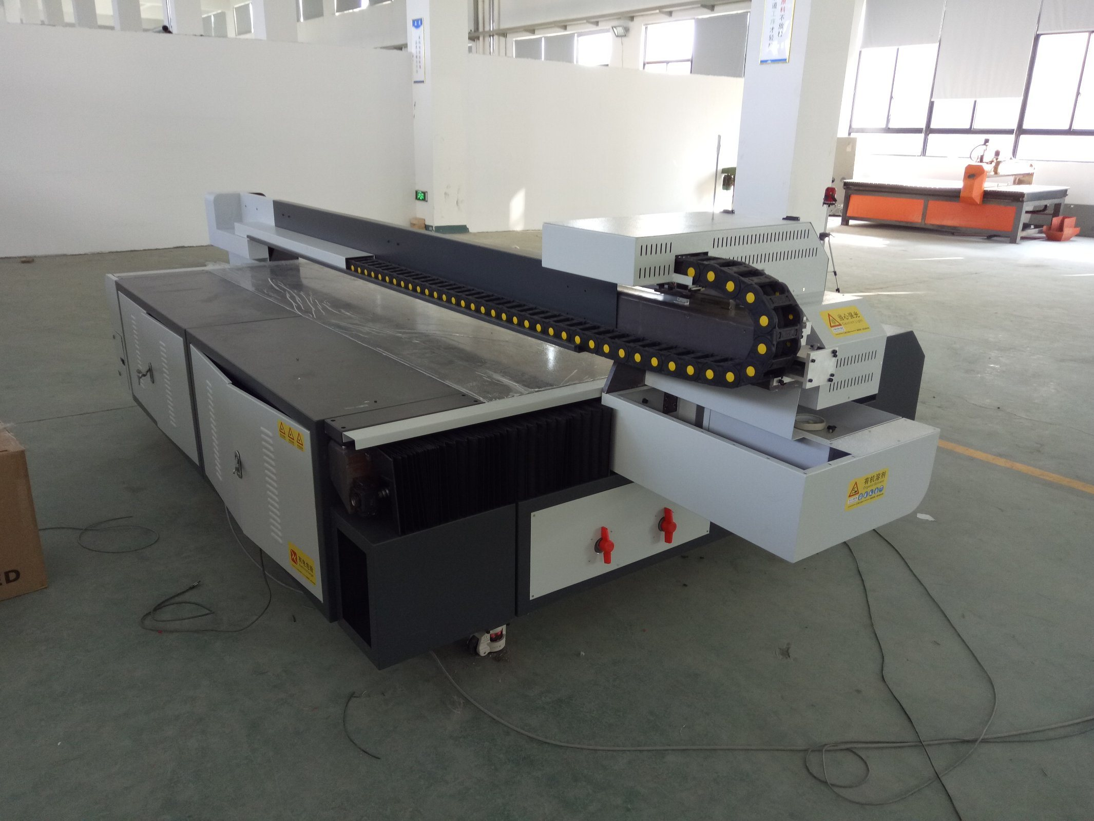 Seiko 3D Wainscoting Panel UV Flatbed Printing Machine