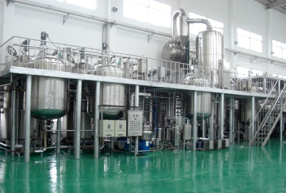 Single Purpose External Cycling Vacuum Concentrate System