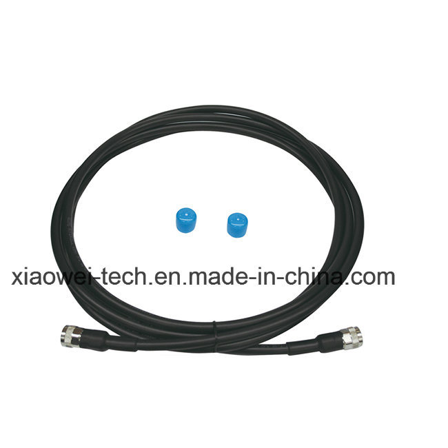 """1/2"""" RF Coaxial Jumper Cable Assembly with RF Connector"""