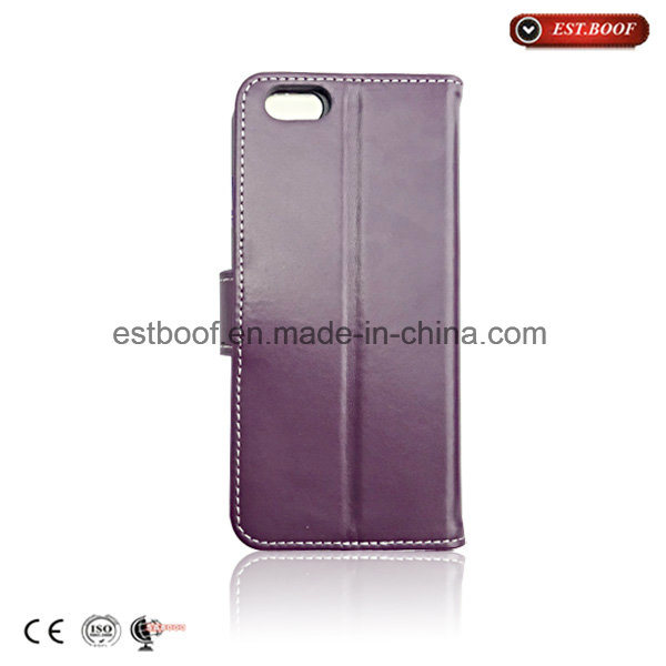 Real Leather Mobile Phone Case for iPhone