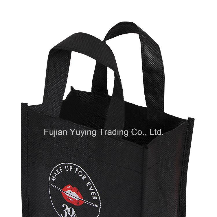 Customize Fashion Non Woven Shopping Tote Bags (YYNWB059)