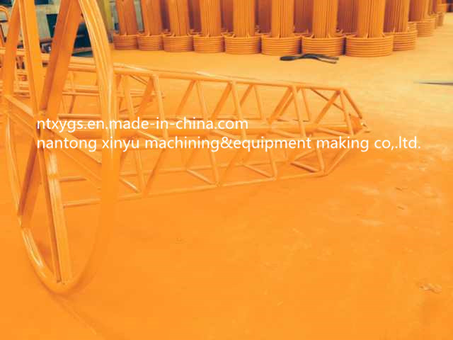 Factory Outlet Orange Round Base Carrier for Wire Rod