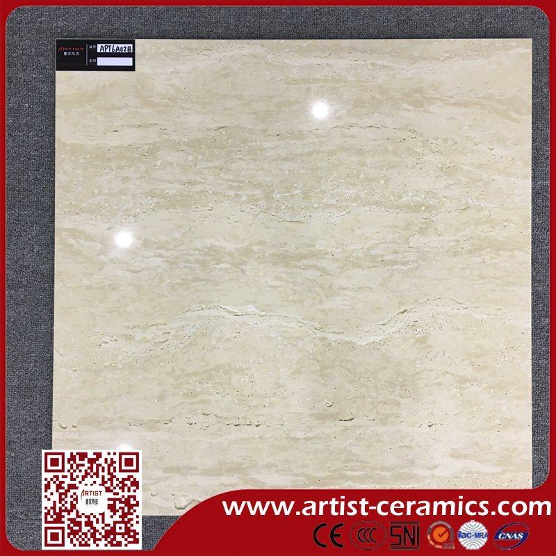 Stone Tile Polished Porcelain Floor Tiles 600X600 800X800 1000X1000 Polished Ceramic Tile in Foshan China