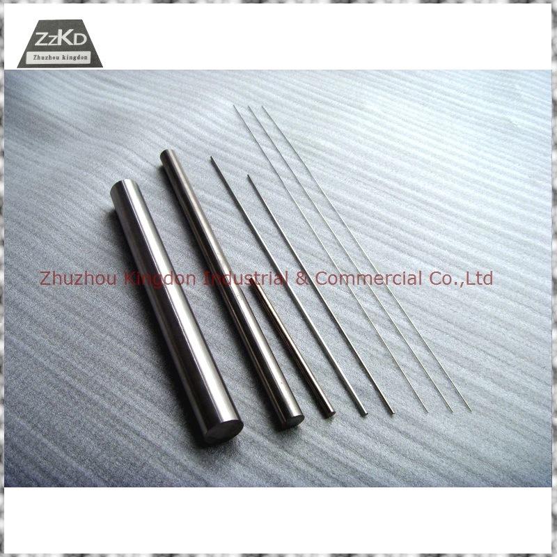 Tungsten Rod/High Purity Ground Finish Tungsten Rods/Tungsten Bars/Tungsten Heavy Rods