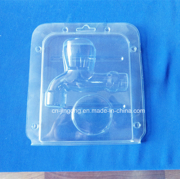 PVC Clamshell Box Customized Blister Packing Box