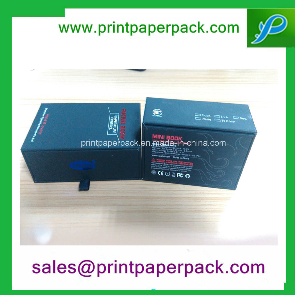 High Quality Protective Cover for Book Document or CD/DVD Set Rigid Slipcases Box