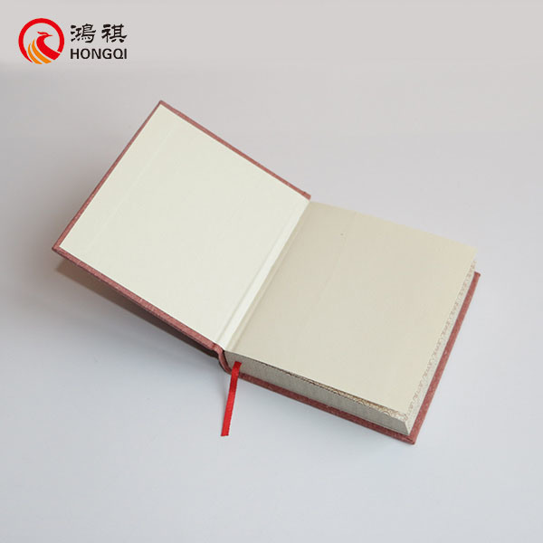 Mini Size Hard Cover Notebook