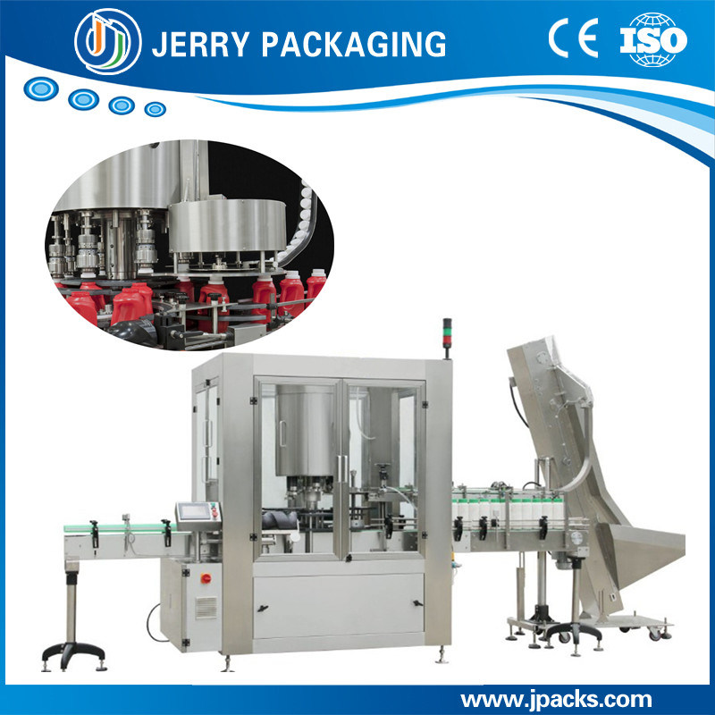 Automatic Food & Oil & Cosmetic & Pharmaceutical Bottle Capping Sealing Machine