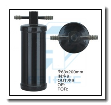 Filter Drier for Auto Air Conditioning (Steel) 63*200
