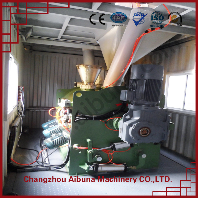Small Type Containerized Special Dry Mortar Production Line