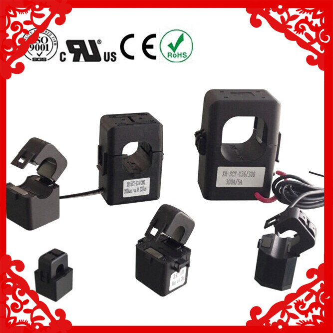 3000: 1 0.5 Class 100A Split Core Current Transformer