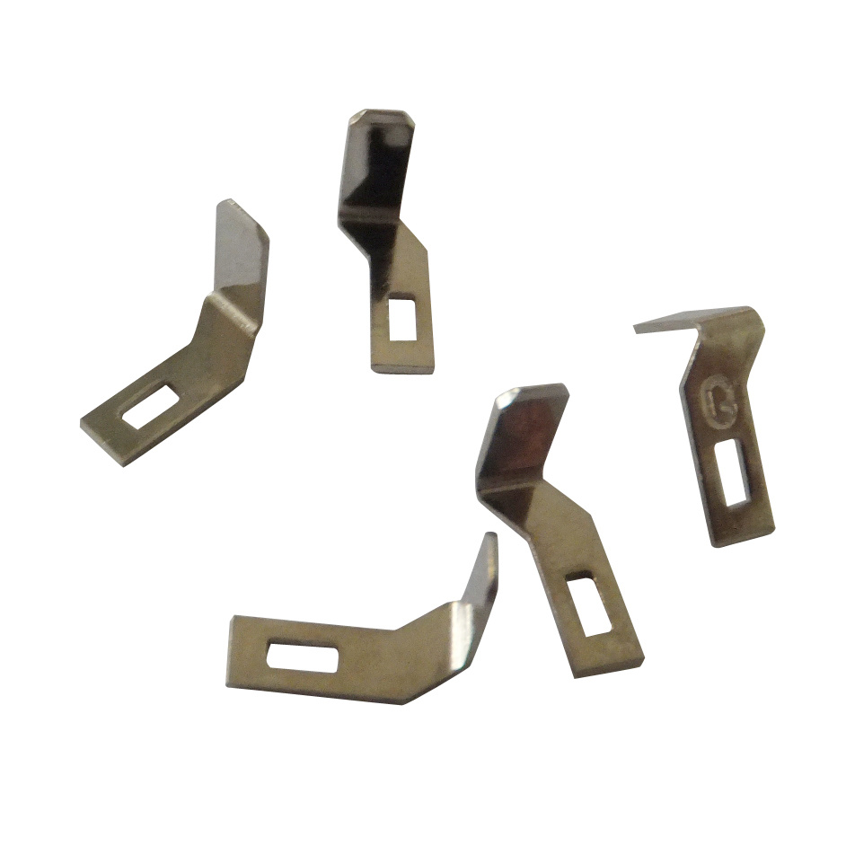 Custom Made Various Kinds of Metal Stamping Part, Metal Fabrication From China Manufacturer (HS-MS-020)