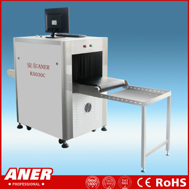 High Quality Conveyor X Ray Baggage Scanner From China Manufacturer
