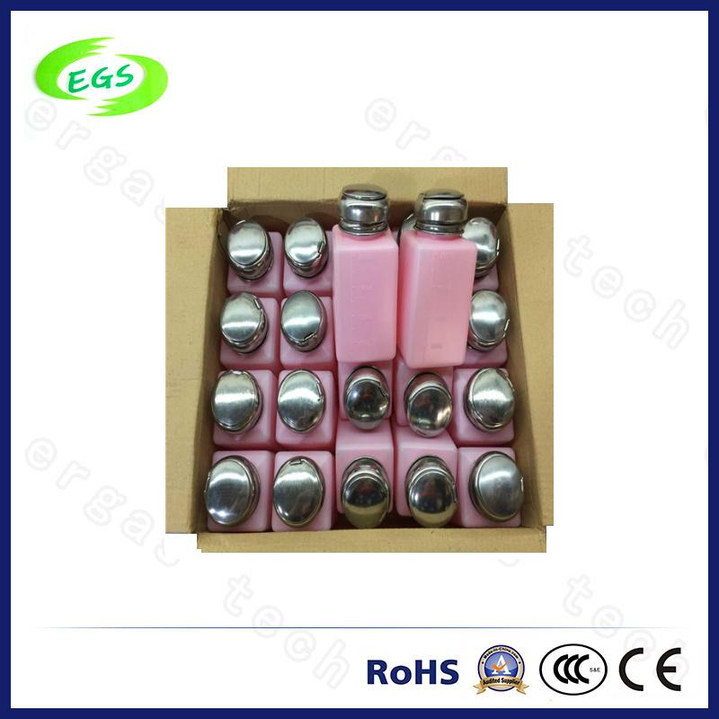 Plastic Liquid Bottle, Solvent Bottle, ESD Alcohol Bottle, Dispenser Bottle (EGS-10)