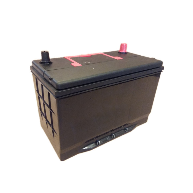 95D31r Nx120-7 12V80ah Mf Lead Acid Batteries for Ghana Market