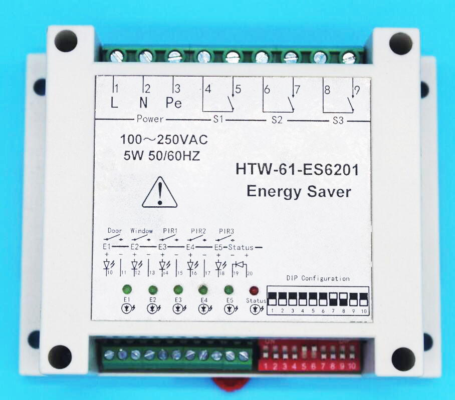 Hotel Occupancy Energy Saver Management System Room Energy Saver (HTW-61-ES6201)
