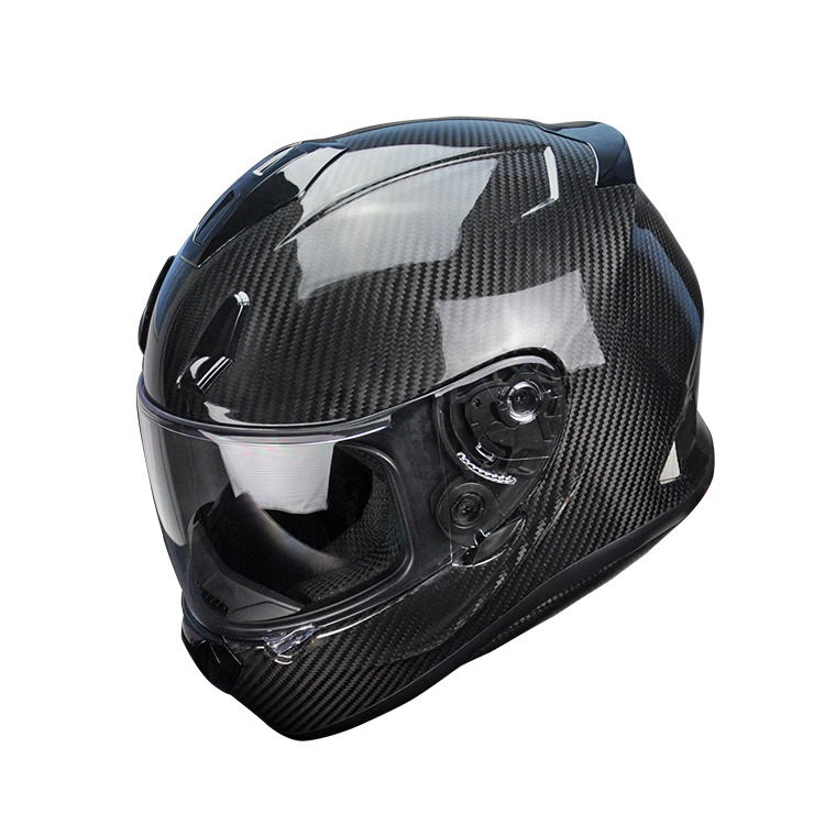 Motorcycle Accessories Motocross Helmet Carbon Fiber 2017