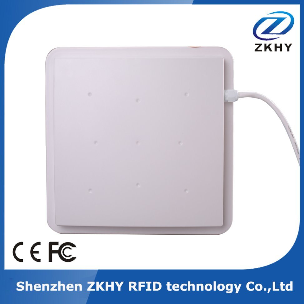 ABS Material MID Range RS232 UHF RFID Intergrated Reader