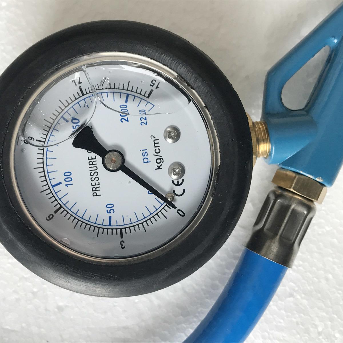 Multi Use Car Tire Pressure Gauge (9605A)