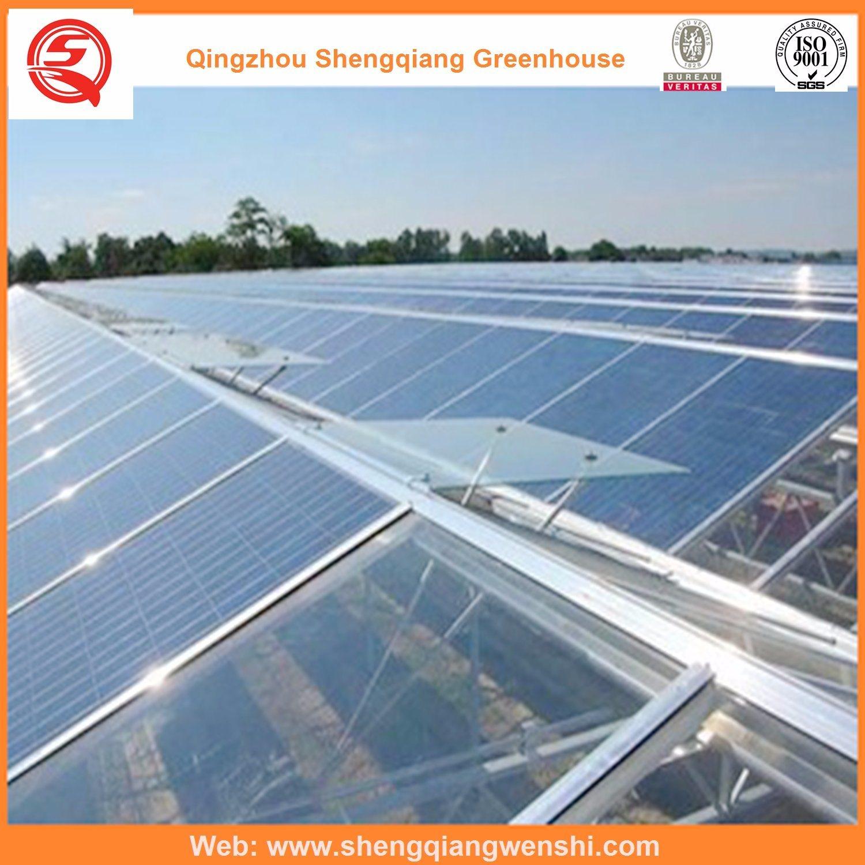 Agriculture Polycarbonate Sheet Greenhouses for Vegetables/Garden