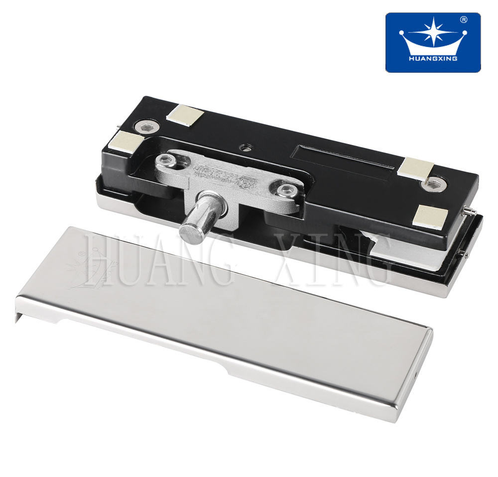 Aluminum Patch Fitting for Glass Door