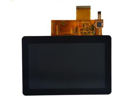 "Industrial 5"" TFT LCD Touch Screen, FT5316 800X480 DOT 5 Inch Touch Screen"