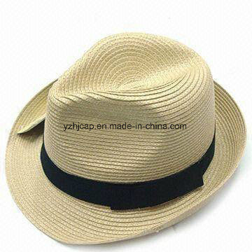 Trilby Straw Paper Hat