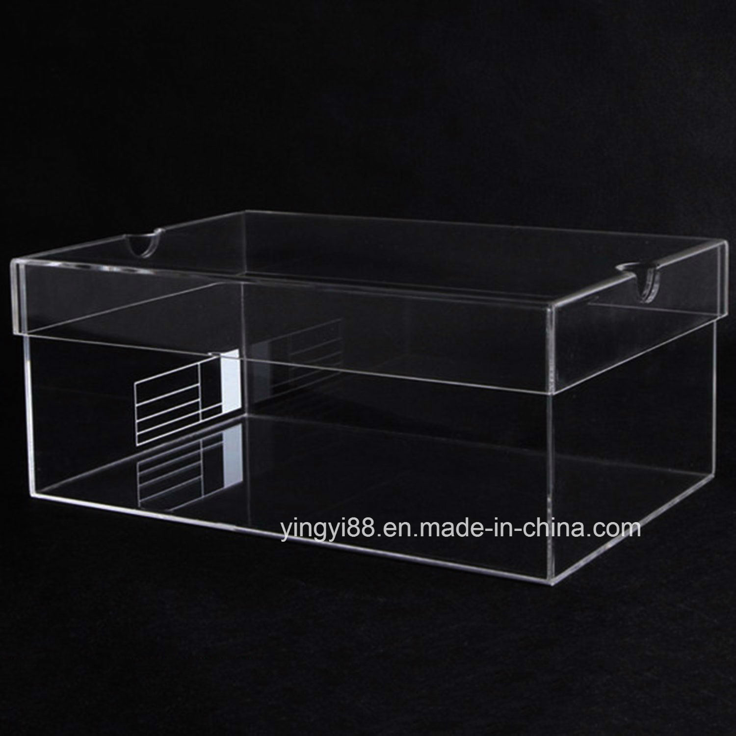 Best Selling Acrylic Shoe Storage Box
