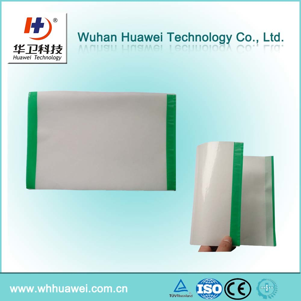 Trade Price Self-Adhesive Surgical Dressing Operation Anti Bateria PE Incise Film Drape