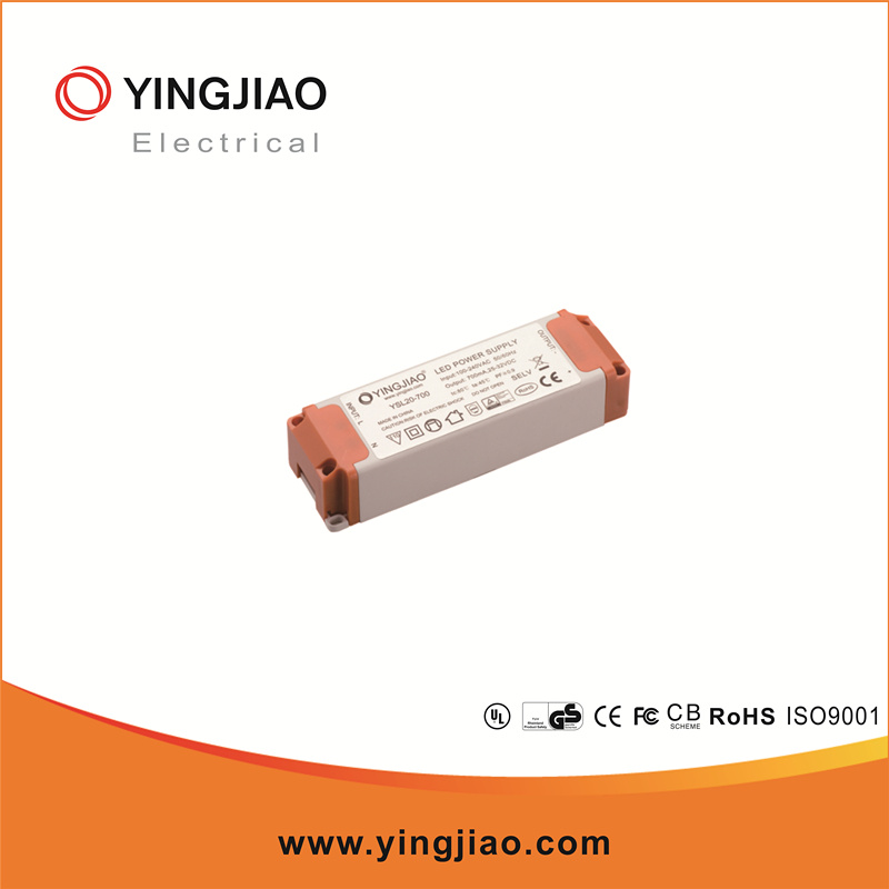 20W LED Driver in LED Lighting with Ce
