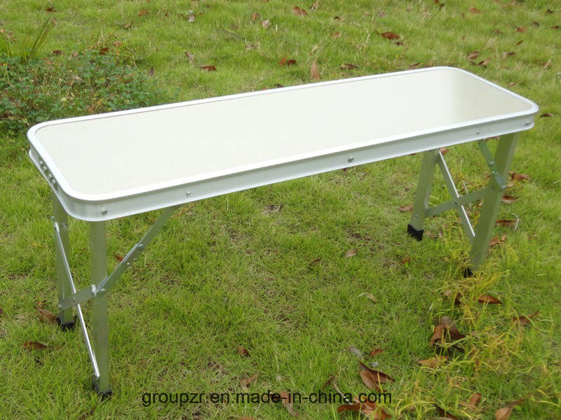 Portable Metal Folding Table and Chair for Outdoor Camping