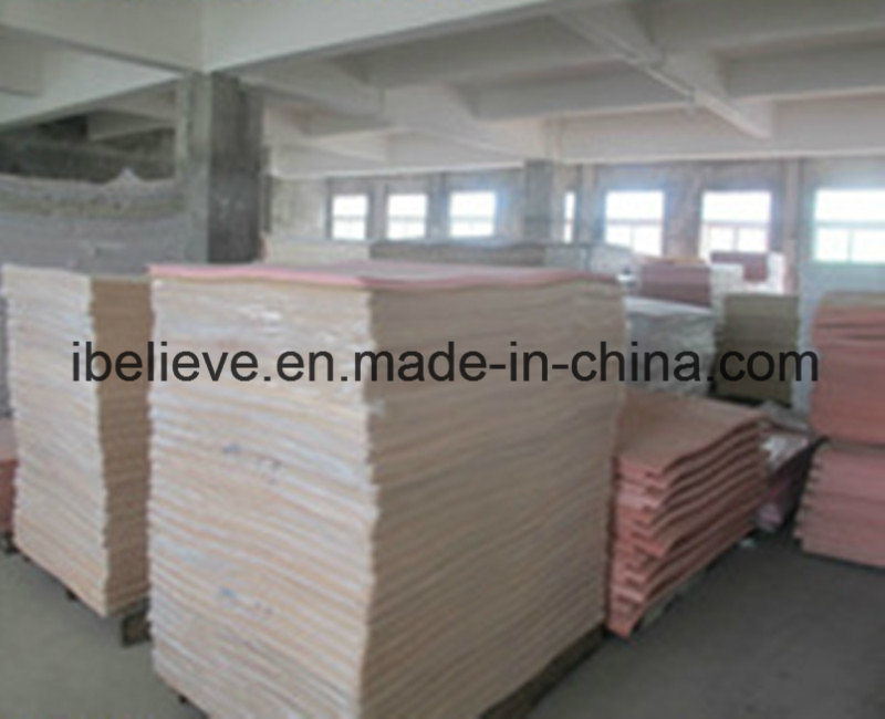 Low Price Shoe Chemical Sheet Toe Puff and Counter Stiffener